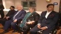 Israel President Pays Homage To 2611 Mumbai Attack Victims