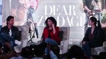 Dear Zindagi -  Shah Rukh Khan, Alia Bhatt have answers to all the tough questions