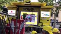 Quand Gap attend le passage du Tour de France