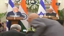 India, Israel Sign 10 MoU