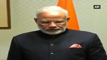 PM Modi, Japanese counterpart witness exchange of MoU between Gujarat Government,Hyogo Prefecture