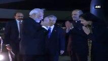 PM Modi Reaches Tokyo For Annual Summit