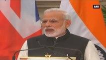PM Modi, Theresa May Hold Talks On Cross-Border Terrorism