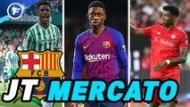 Journal du Mercato : le FC Barcelone s'agite en coulisses, l'AS St-Étienne multiplie les bonnes idées