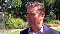 Keir Starmer: Boris now 'accountable' for what he says