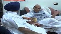 HM Rajnath Singh Reviews Security Along 4 Border States
