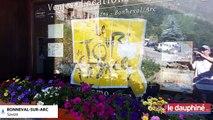 Bonneval-sur-Arc (Savoie) : Dispositions spéciales pour le Tour à l'Iseran