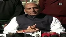 Won't Allow Anyone To Malign, Disrespect India, Says Home Minister Rajnath Singh