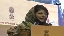 Pakistan Must Consider Mending Ties With India -  Mehbooba Mufti