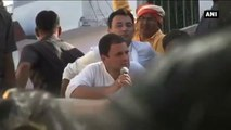 Rahul Gandhi Holds BJP, RSS Responsible For Shoe Attack