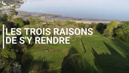 Golf de la semaine : la Bretagne vous gagne au Golf de Carantec