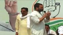 Rahul Gandhi Takes Dig At PM Modi