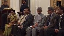 Afghan President Mohammad Ashraf Ghani Met PM Modi