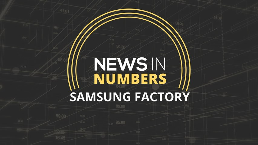 World's largest mobile phone factory: News in Numbers