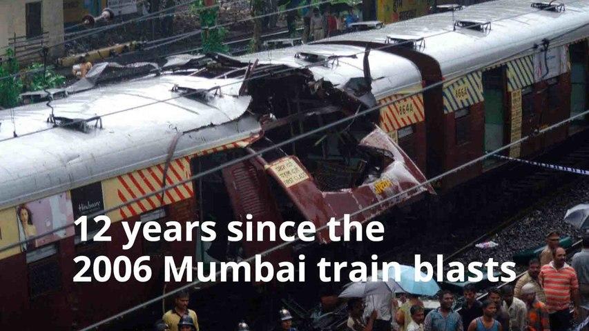 On this day 12 years ago, Mumbaikars witnessed multiple blasts on local trains