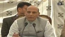 Rajnath Singh Says Separatists Don't Believe In 'Insaniyat, Kashmiriyat, Jamhuriyat
