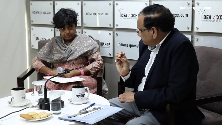 Idea Exchange | NITI Aayog | V K Paul talks about the National Health Mission
