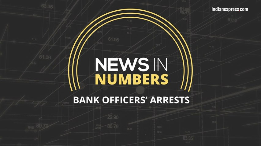 Bank officials under CBI probe has risen 5 times in the last 4 months: News in Numbers