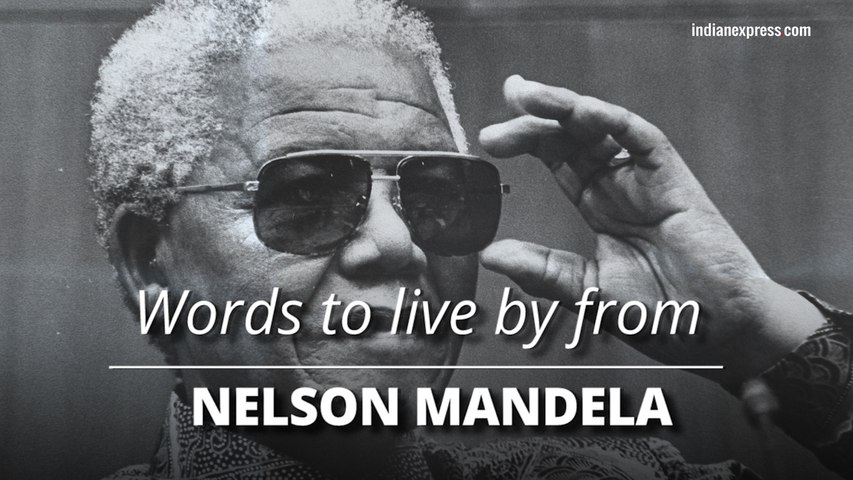 Best quotes: Remembering some of the words to live by from Nelson Mandela on his 100th birth anniversary