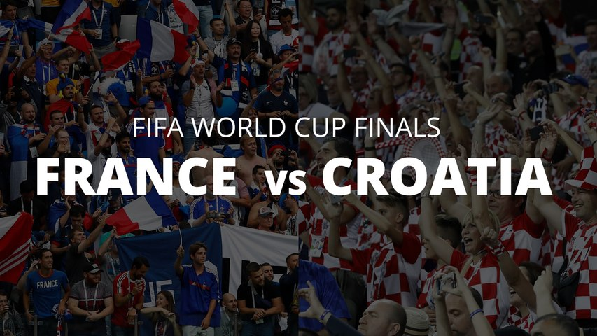 FIFA World Cup 2018 Final: France vs Croatia Match Preview