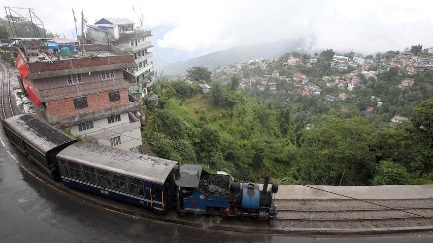 What it takes to keep Darjeeling Himalayan Railway running