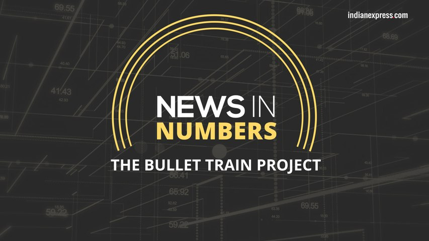 Is the bullet train project on track: News in Numbers