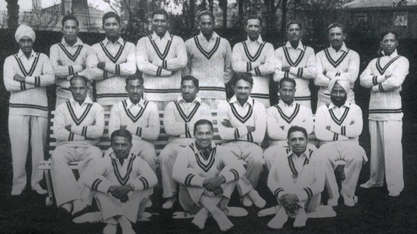 History of India's Tour to England