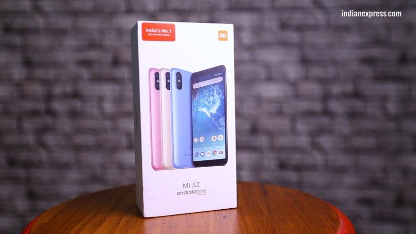 Xiaomi Mi A2 Unboxing