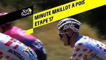 La minute Maillot à pois Leclerc - Étape 17 - Tour de France 2019