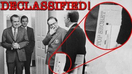10 Declassified American Secrets