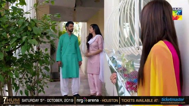 Main Khwab Bunti Hon Epi #13 HUM TV Drama 24 July 2019