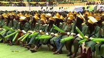 Asalfo s'adresse à ses filleuls, fraichement diplômés
