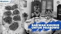 Bakwan Khusus Untuk Prabowo