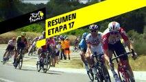 Resumen - Etapa 17 - Tour de France 2019