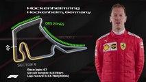 Sebastian Vettel's Guide To Hockenheim   2019 German Grand Prix