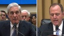 "Mueller refutes Trump claim that probe was a ""witch hunt"""