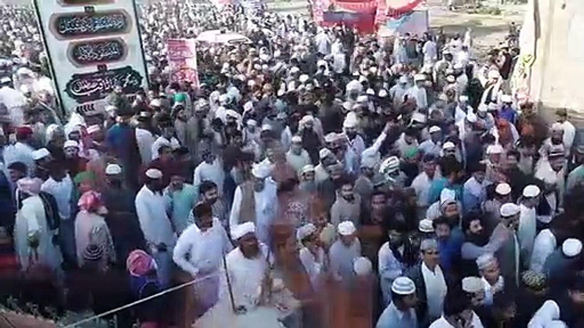 Raza Saqib Mustafai sb ka Aham ilan