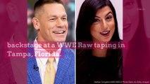John Cena Is 'Really Into' New Girlfriend Shay Shariatzadeh: She's 'Great for Him'