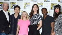 Kristen Bell's Emotional Goodbye to 'The Good Place' with Cast at Comic Con