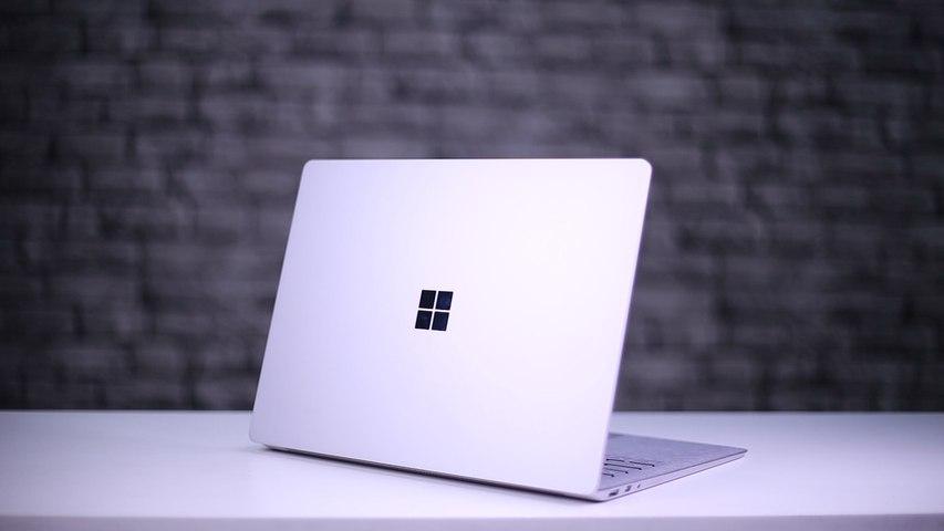 Microsoft Surface: The premium laptop