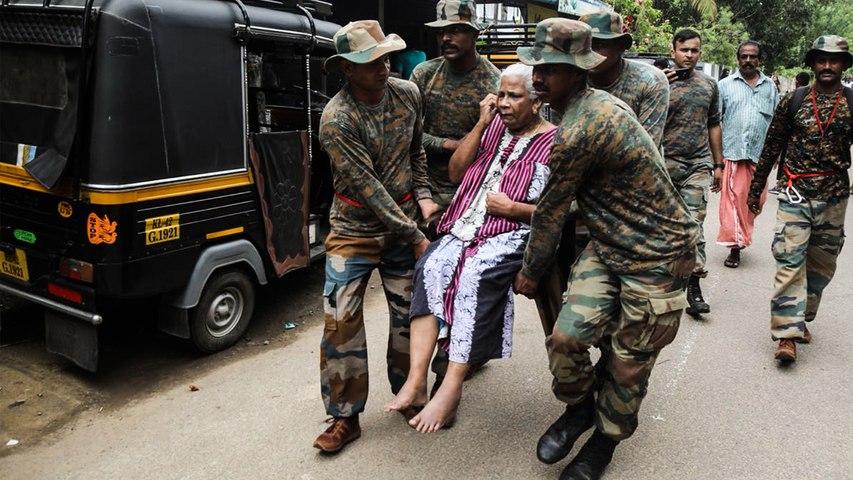 People refused to leave their homes: Captain Prasheel Dhomney on Kerala flood relief