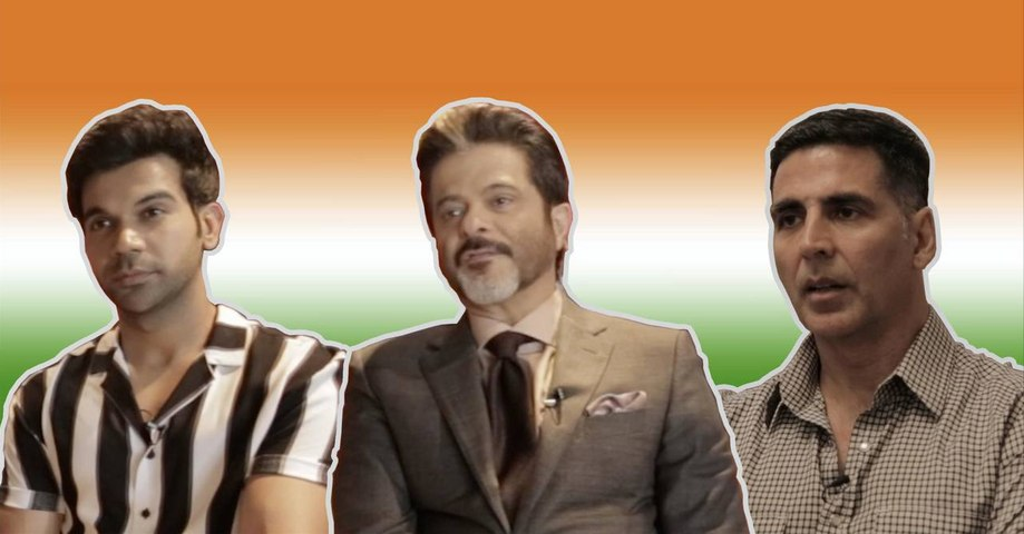Bollywood Stars Reveal Their Dream For India on Independence Day
