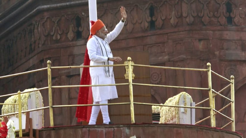 From condemning rape to promising Triple Talaq Bill, Narendra Modi makes a pitch to women voters in I-day speech