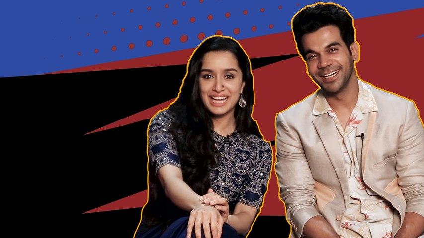 Rajkummar Rao and Shraddha Kapoor Reveal Eerie Experience on Stree Sets