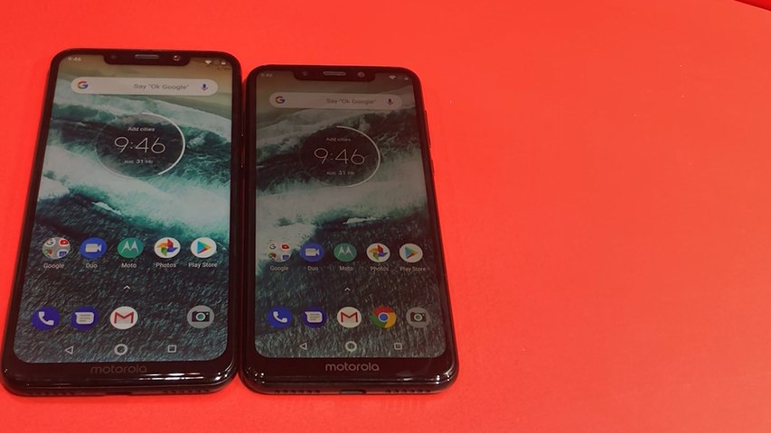 Motorola One first look at IFA 2018: A new Android One device