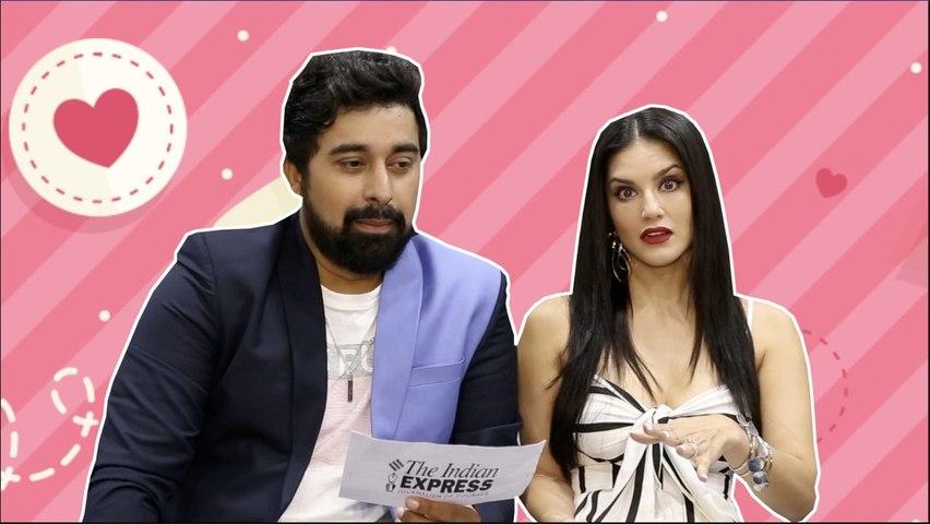Rannvijay Singha and Sunny Leone Give Love Advice