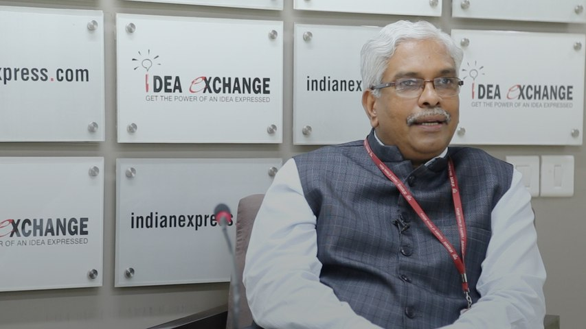 Idea Exchange with Dr. M Rajeevan
