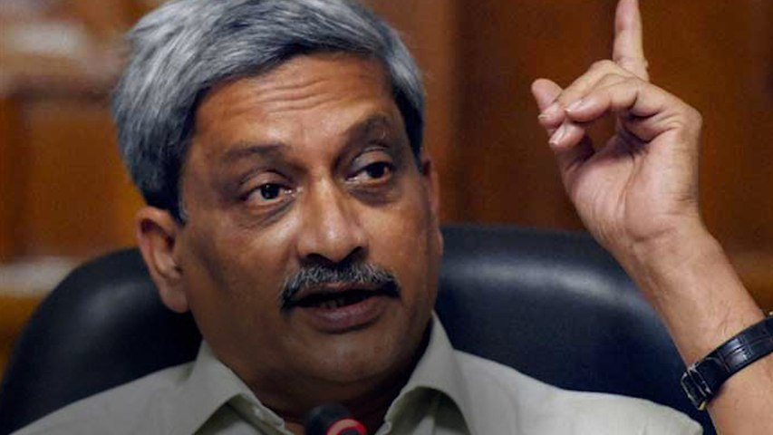 Goa CM Manohar Parrikar admitted to AIIMS, Congress stakes claim to form government