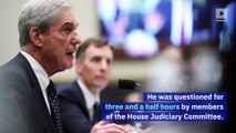 Robert Mueller Testifies His Report Is 'Thorough, Fair and Consistent'