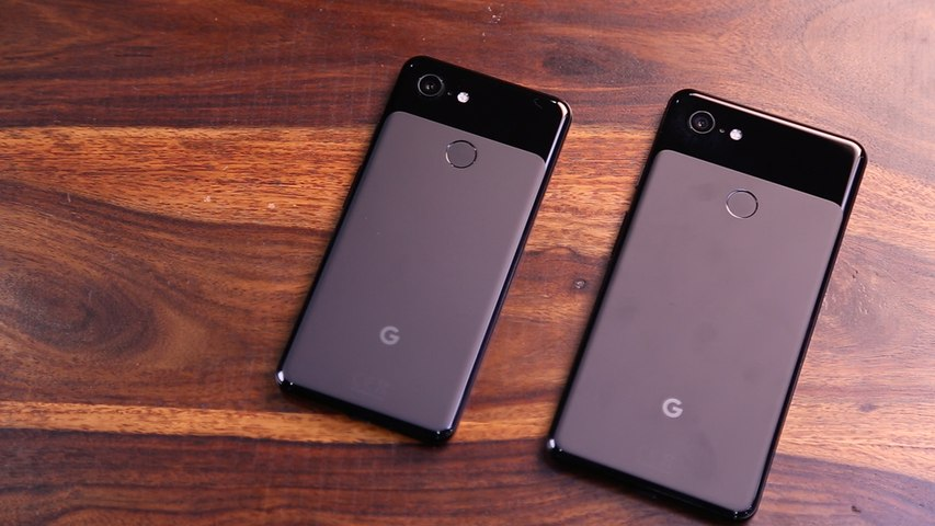 Google Pixel 3 and Pixel 3 XL unboxing video: Price starts at Rs 71,000 and here's a close look